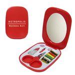 Custom Sewing Kit & Mirror