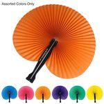 Custom Colorful Folding Fan