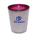 Custom 1.5 Oz. Freeze Gel Shot Glass