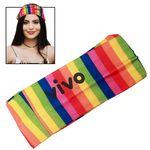 Custom Rainbow Bandana