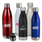 Custom 17 Oz. Insulated Water Bottle