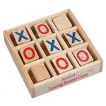 Custom Tic Tac Toe Game