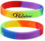Custom Rainbow Wristband