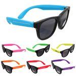 Custom Children's Neon Sunglasses