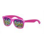 Custom Imprinted Lens Sunglasses