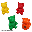 Custom Gummy Bear Stress Ball