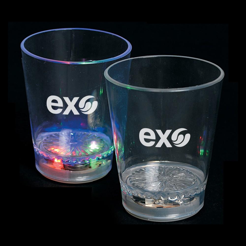 Flashing Shot Glass