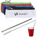 Custom Steel Straw Kit