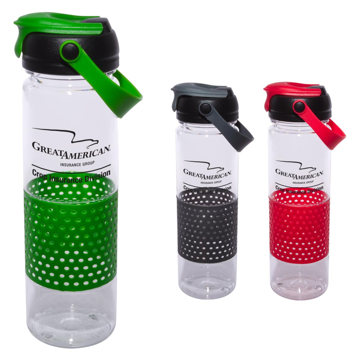 24 Oz. Grip Water Bottle