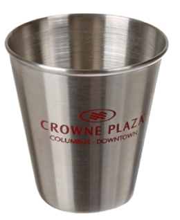 Stainless Steel 3 Oz. Shot Glass