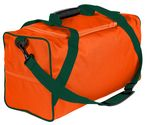 Custom 600D Poly Vacation Carry on Duffel - 24