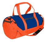 Custom Dyed Duck Canvas Reinforced Roll Bag - 24