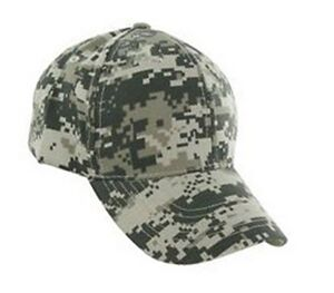 Olive Digital Camo Prostyle Velcro Cap - Embroidered - 6DCSVO01 - IdeaStage  Promotional Products 0d2146668e2