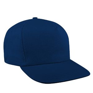 USA Made Solid Color Twill Snapback Trucker