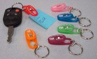 Memo Clip Key Ring
