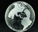 Custom Glass Globe