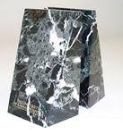Custom Marble Bookend - Wedge
