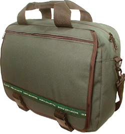1000 Denier Cordura Nylon Front Flap Deluxe Attache
