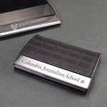 Custom Coleman Business Card Case