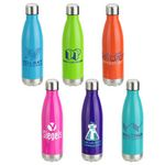 Prism 17 oz Vacuum Insulated Stainless Steel Bottle