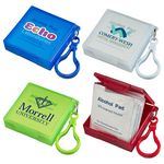 Handy Pack Sanitizing Wipes with Carabiner