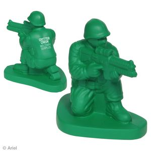 Custom Made Army Stress Relievers!