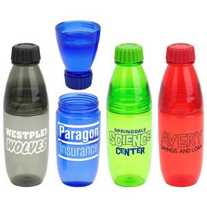 20 Oz. Convertible Tritan Bottle and Tumbler