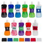 Custom 16 Oz. Comfort Grip Flex Water Bottle