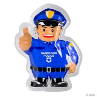 Police Officer Hot/Cold Pack