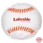 Custom Baseball Hot/Cold Pack