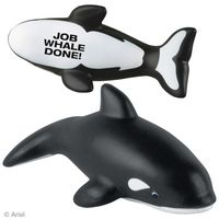 Killer Whale Stress Reliever
