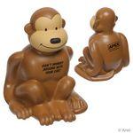 Custom Monkey Stress Reliever