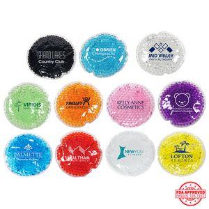 Round Aqua Pearls(TM) Hot/Cold Pack