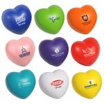 Custom Valentine Heart Stress Ball