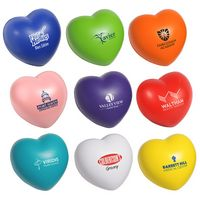 Valentine Heart Stress Ball