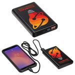 Custom Elite 10000mAh 18W PD Power Bank with USB-C + Lightning Ports