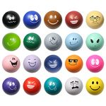 Custom Emoticon Stress Ball