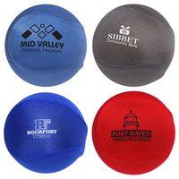 Fabric Round Stress Ball