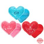 Custom Plush Heart Hot/Cold Pack