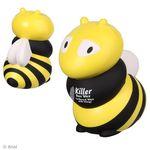 Custom Bee Stress Reliever