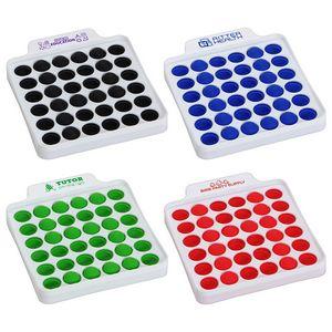 Push Pop Square Bubble Game