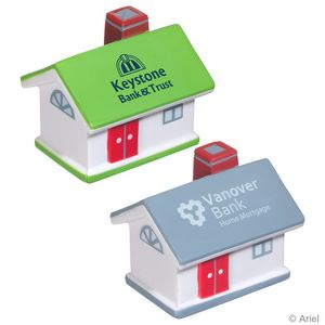 Custom Printed House Stress Relievers