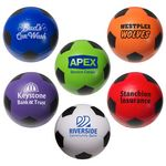 Custom Soccer Ball Stress Reliever