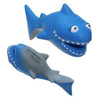 Cartoon Shark Stress Reliever