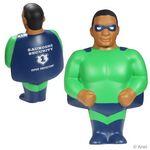 African American Super Hero Stress Reliever