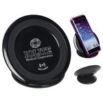 Custom Power View 10W Fast Wireless Charger