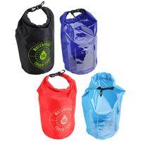 10-Liter Waterproof Gear Bag With Touch-Thru Pouch