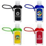 Custom Caddy Strap 2 oz Hand Sanitizer