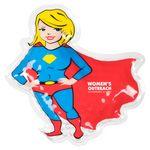 Custom Super Heroine Hot/Cold Pack