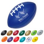 Custom Medium Football Stress Reliever